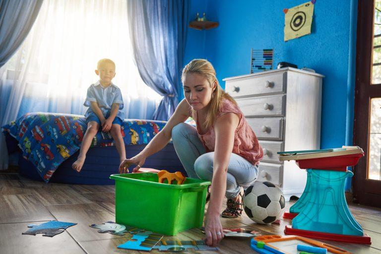 Így használd ki jobban bútoraidat a gyerekszobában!