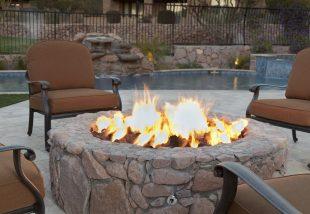 10 zseniális tűzrakó hely - Egyiket biztosan akarod a saját kertedbe is!