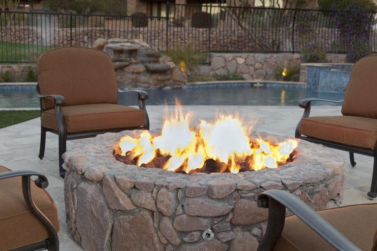 10 zseniális tűzrakó hely – Egyiket biztosan akarod a saját kertedbe is!