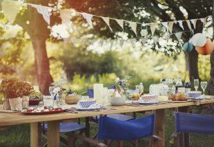 Indulhat a kerti parti! Így teremts tökéletes hangulatot hozzá!