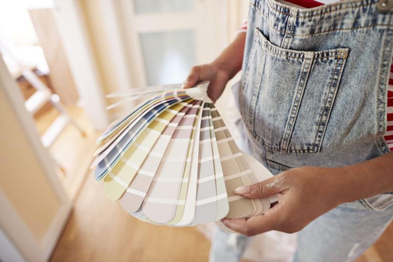 A legújabb és legmenőbb színkombinációk, melyektől életre kelnek a falak