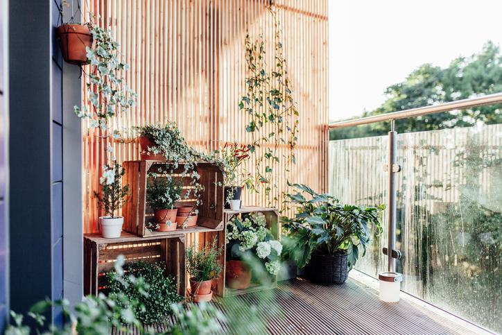 Kis balkonok, nagy ötletek: így legyen otthonos apró teraszod
