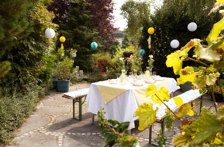 A stílusos kerti parti legtutibb kiegészítői