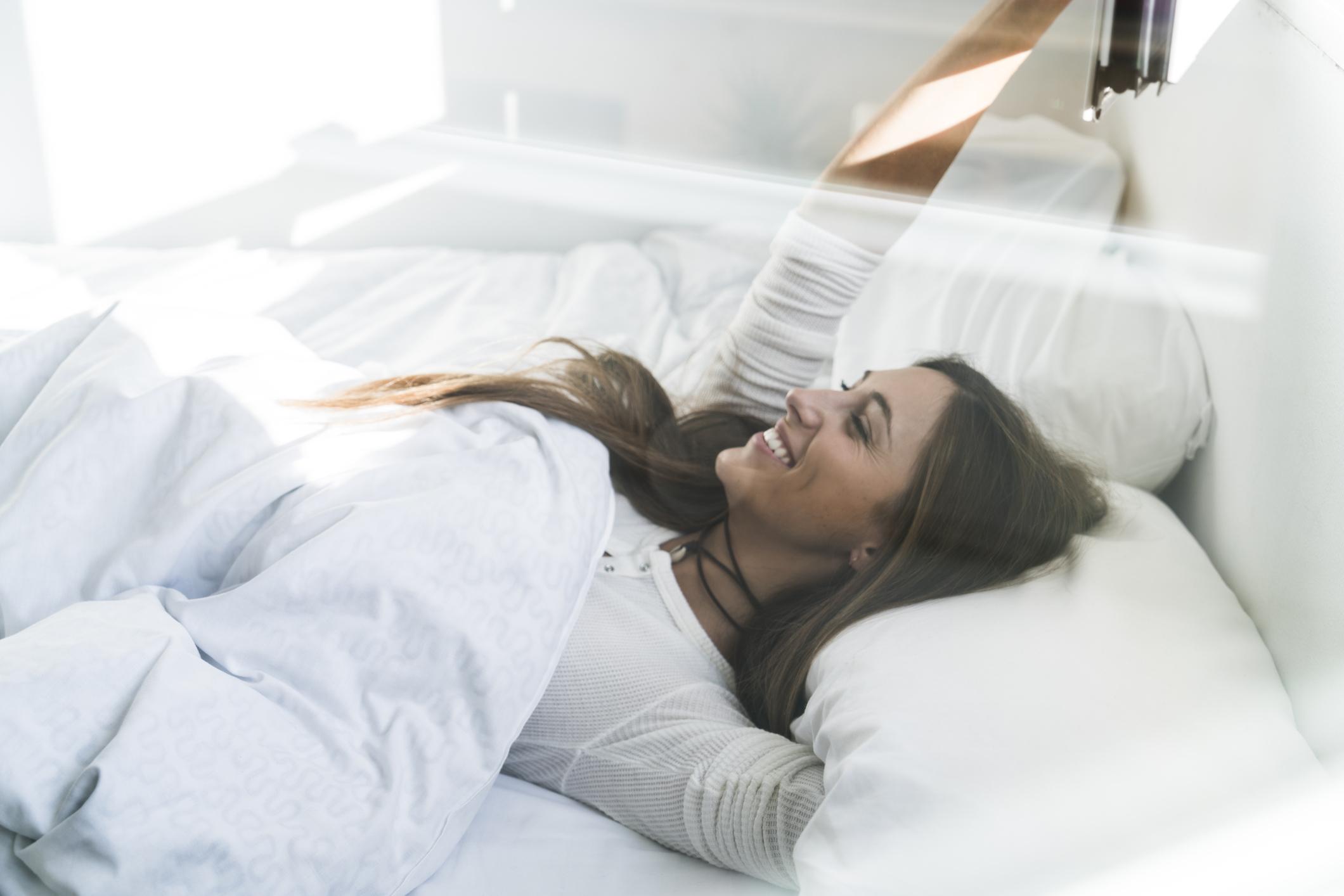 Így tartsd hűvösen az ágyad nyáron