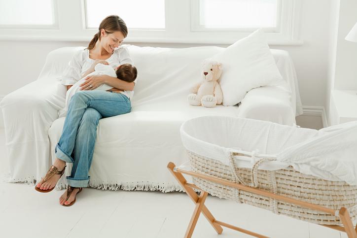 Így rendezd be praktikusan az újszülött szobáját! – Mire lehet szükség?