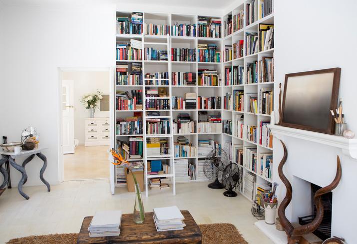 Privát könyvtár otthon – Így rendezd be!
