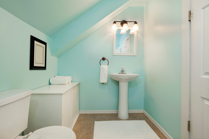 Kis fürdőszoba: megmutatjuk, hogyan hozd ki a legtöbbet belőle!
