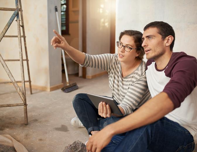 Lakásfelújítási tippek: ezeket fogadd meg, hogy vonzó legyen a lakásod!