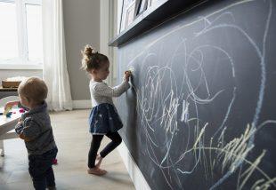 gyerekszoba átrendezése iskolakezdésre