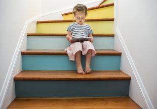 lépcsődekoráció
