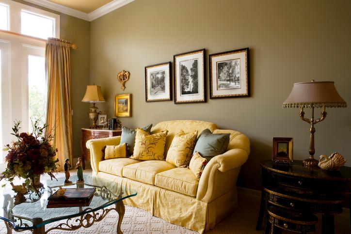 Arany és ezüst: stílusos csillogás otthon