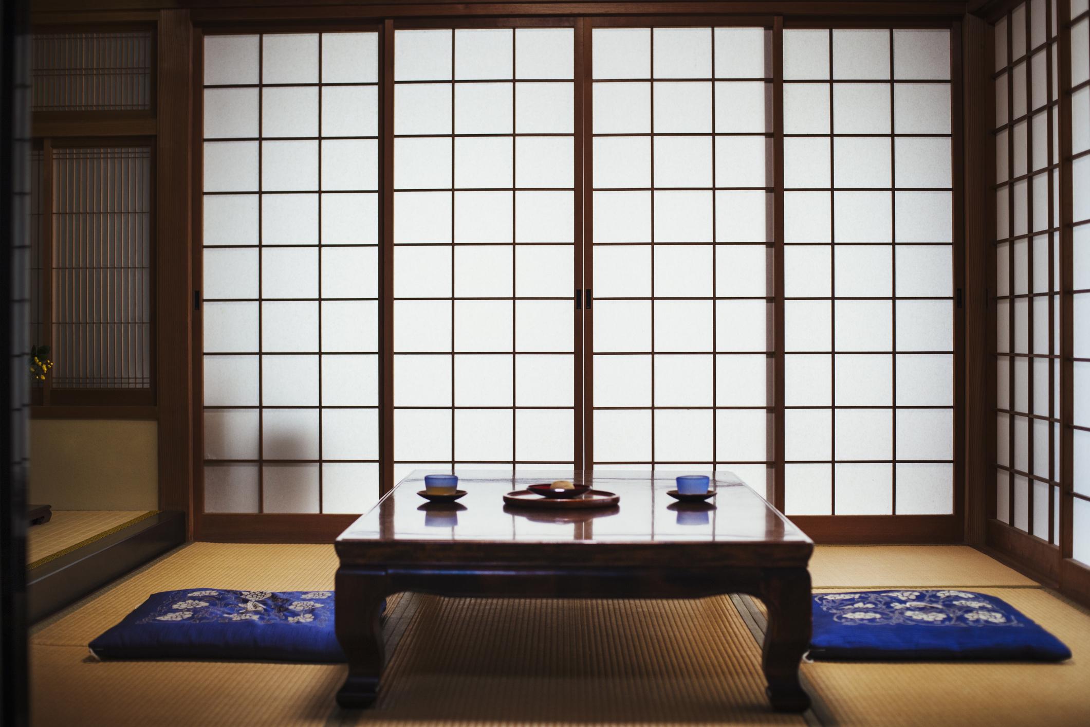 A kevesebb több - a japán lakberendezés alapjai
