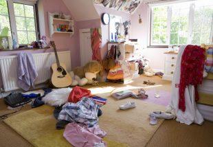 Romos lakás, váratlan vendégek - gyors rend percek alatt
