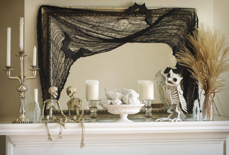 Halloweeni dekoráció – Itt az idő belevágni a legtutibb darabokba!