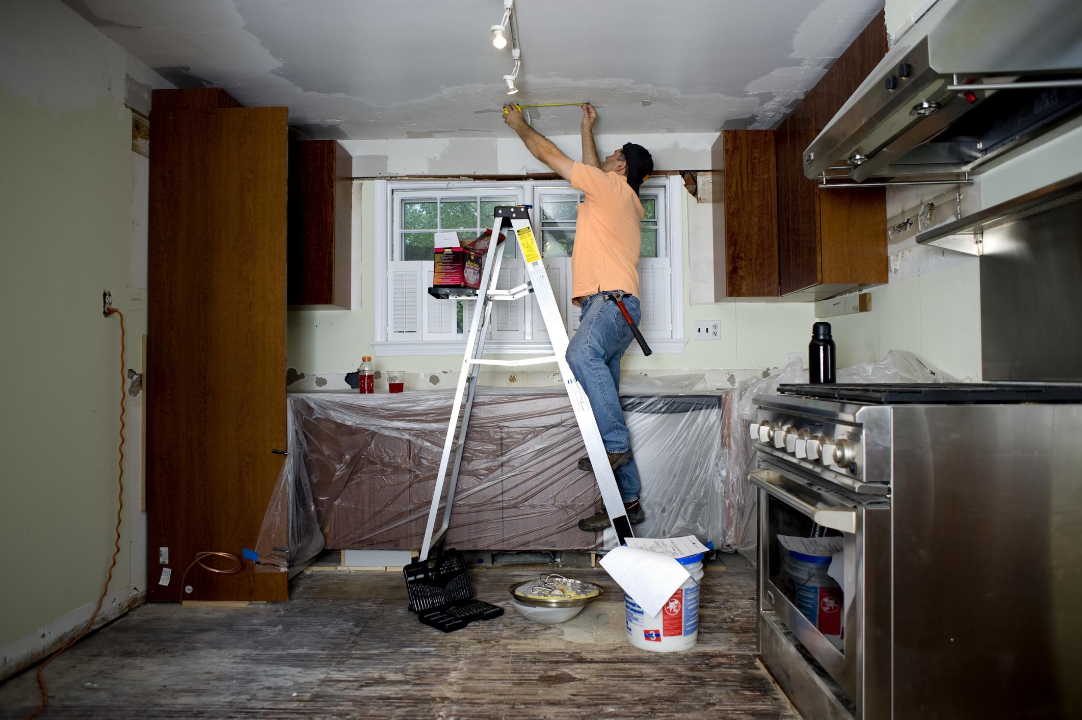 konyha felújítása