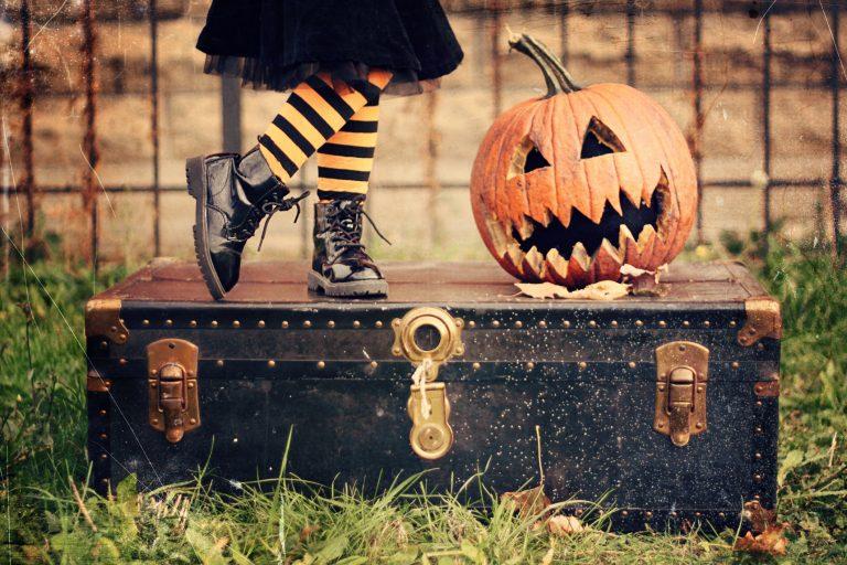 Halloweeni dekortippek: félelmetesen szép DIY díszek