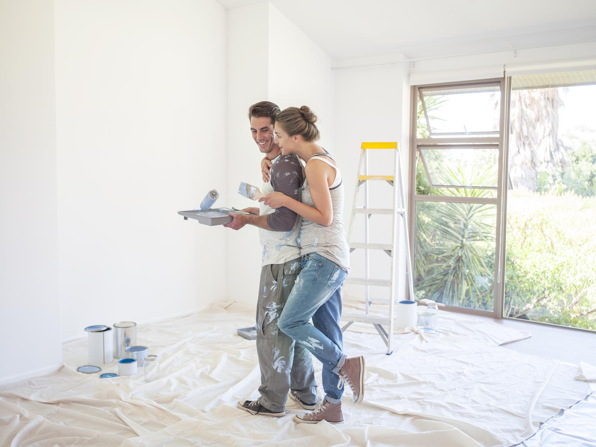 Lakásfelújítási sorrend – Így haladj lépésről-lépésre