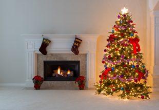 karácsonyi dekorációs trend 2018