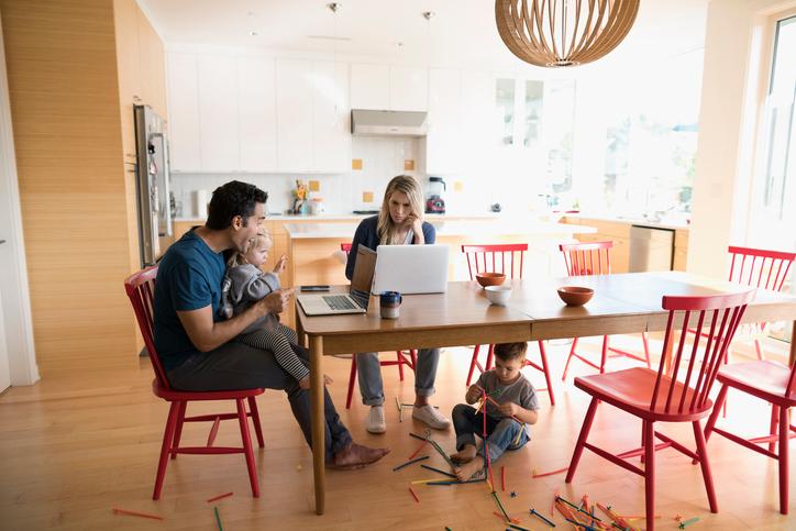 Lakberendezési ötletek családi házban – Hoztunk néhány példát!