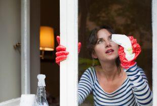 a tökéletes ablaktisztítás