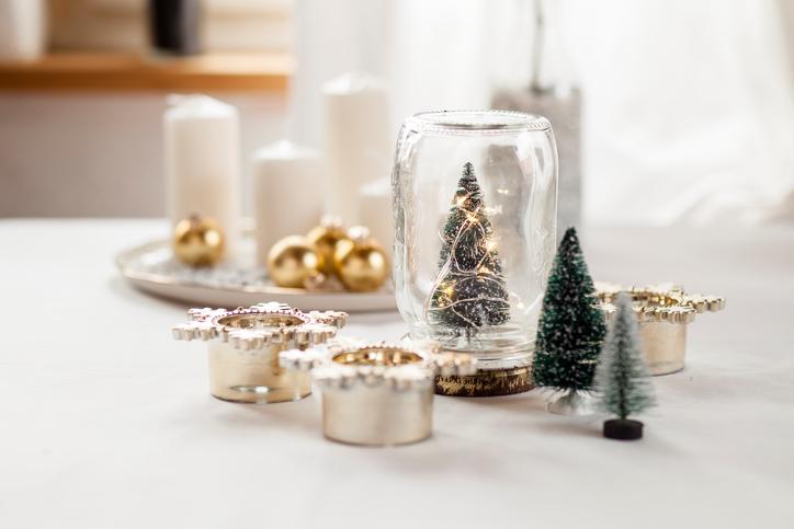 Karácsonyi asztaldekoráció: öltöztesd ünnepibe az asztalod is!