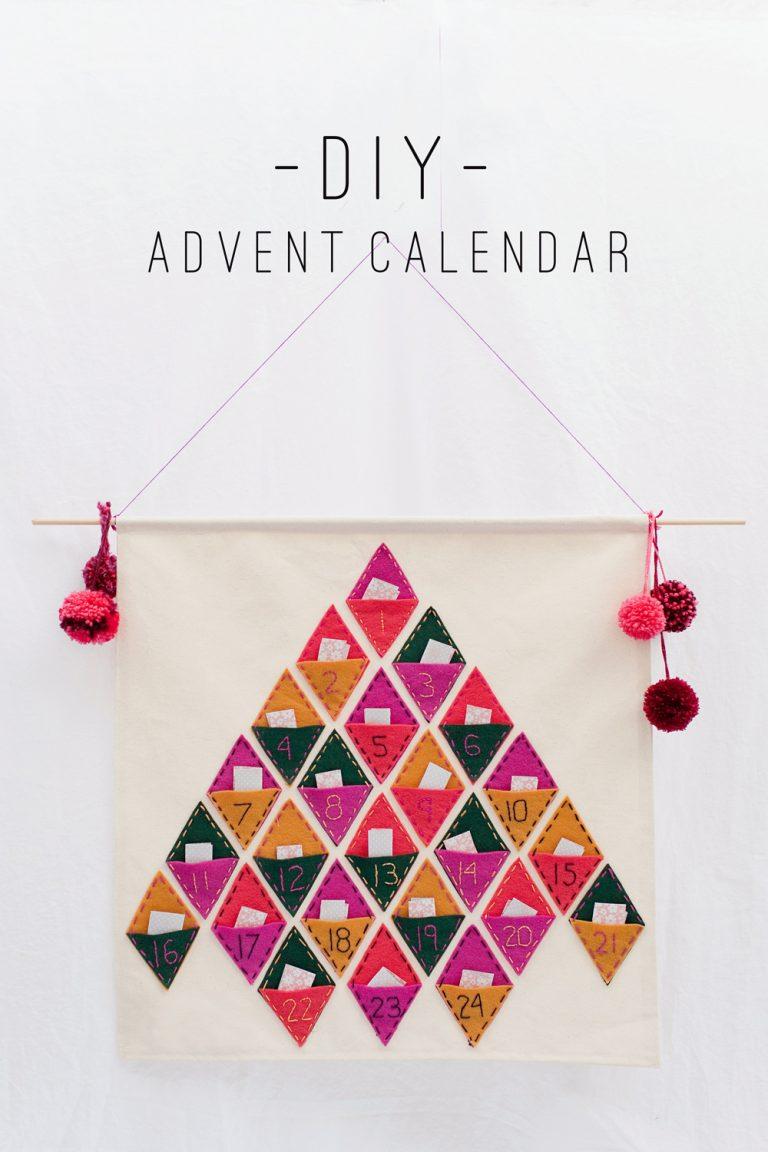 Adventi Megoldások #2 - Gyorsan és könnyen elkészíthető DIY adventi naptárak