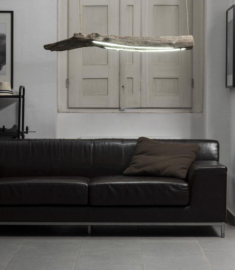 Uszadékfából készít organikus lámpákat egy magyar fotós! Ez lenyűgöző!