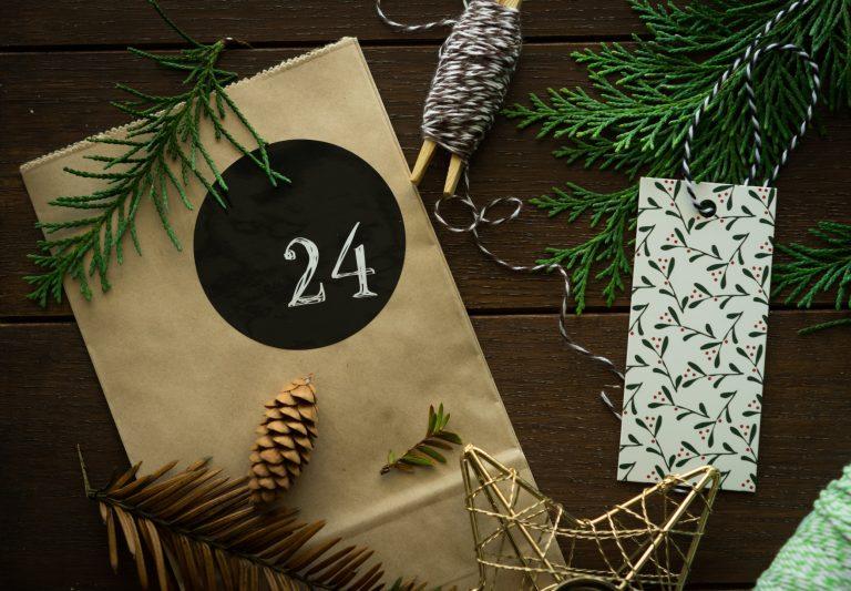 Adventi Megoldások #2 – Gyorsan és könnyen elkészíthető DIY adventi naptárak