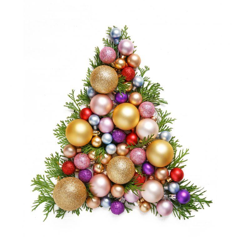 Ezek a legjobb színpárok a karácsonyfán