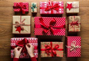 DIY ajándékcsomagolás