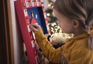 Mit tegyünk a gyerekeknek az adventi naptárba