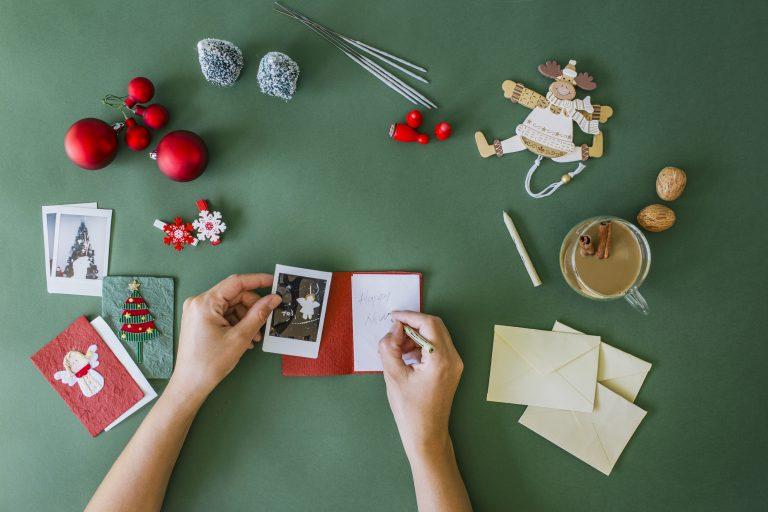 Adventi Megoldások #7 – Ingyenesen letölthető, kiszínezhető karácsonyi képeslapok