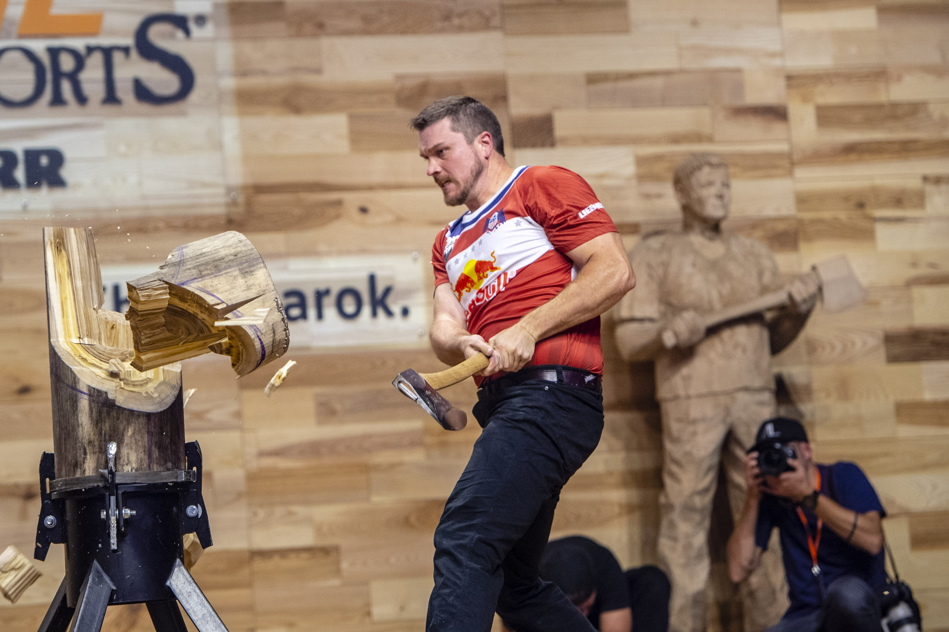 Egyéniben és csapatban is világrekord született a STIHL TIMBERSPORTS® világbajnokságon