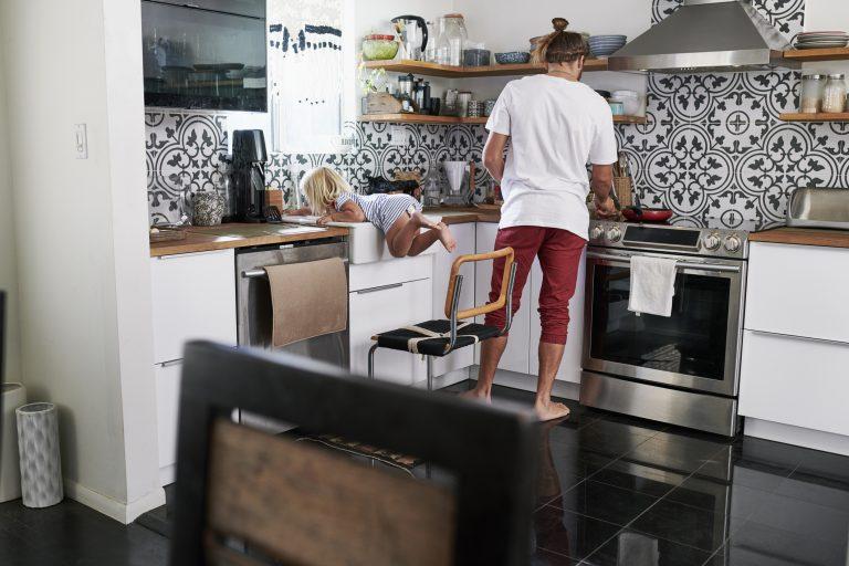 Amerikai konyha kis lakásban – A legjobb megoldás!