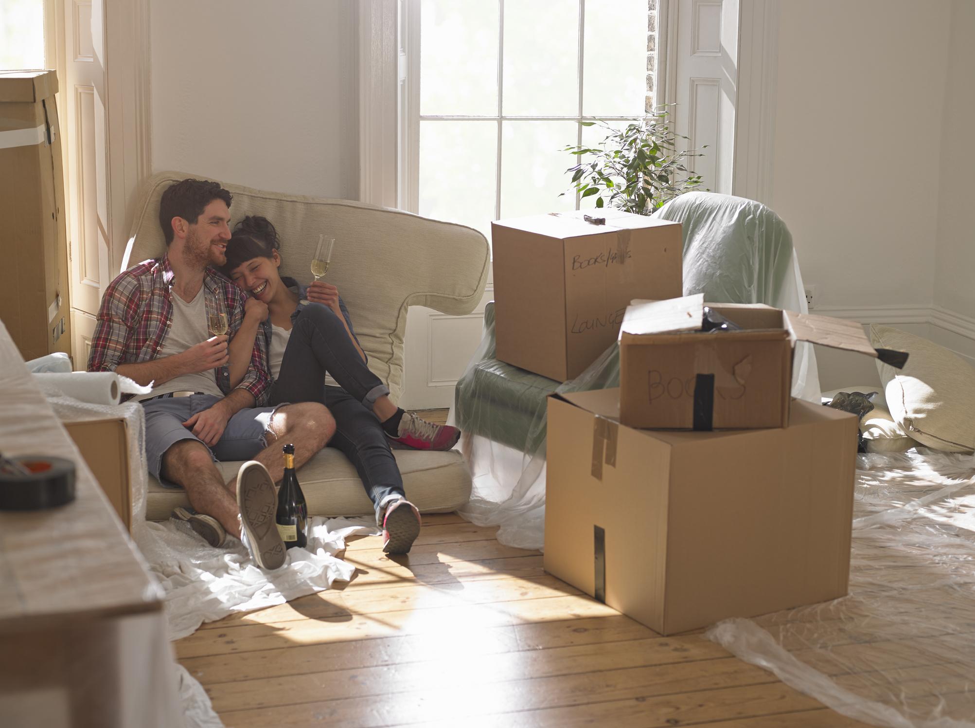 Az 5 legfontosabb teendő beköltözés után – Ezekkel kezdd új életed!