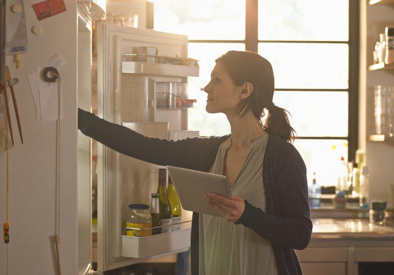 Ezt is ésszel: így pakold be hűtődbe az élelmiszereket!