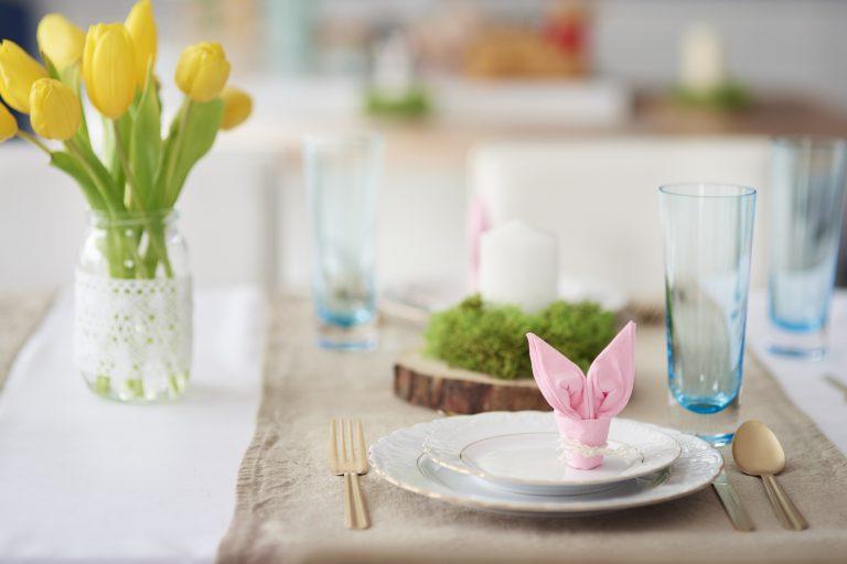 6 tipp a tökéletes húsvéti asztaldekorációhoz