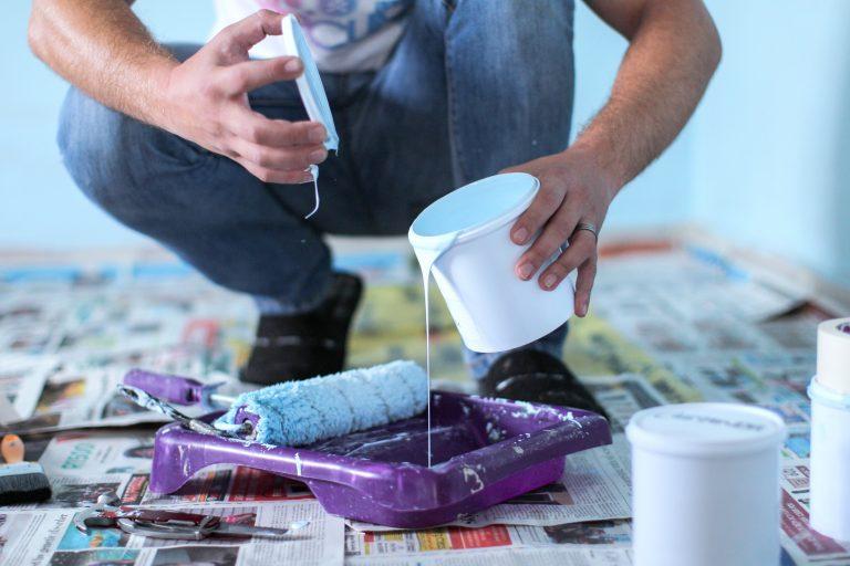 A festők egy féltve őrzött titka: meszes fal festése diszperzittel