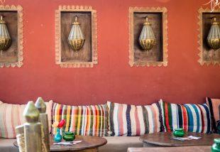 marokkói dizájn