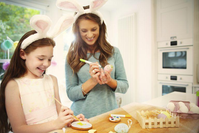 A húsvéti nyúl, a tavaszi dekoráció alapja – Így hozd ki belőle a maximumot