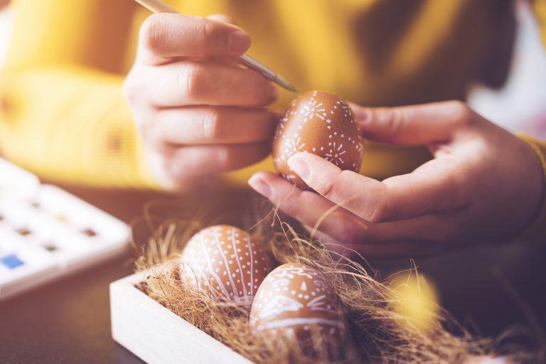 Különleges húsvéti tojás dekorációk kezdőknek és haladóknak