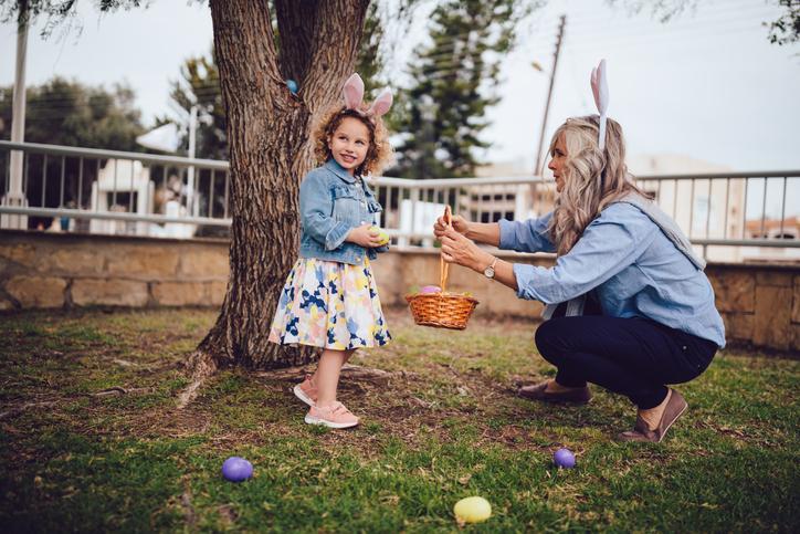 Húsvéti kertdekor – Íme, a legédesebb ötletek hozzá