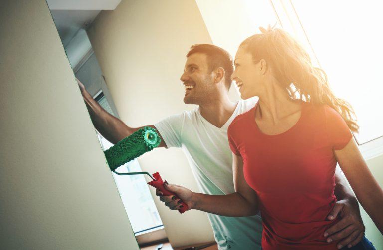Repedések javítása festés előtt 7 egyszerű lépésben