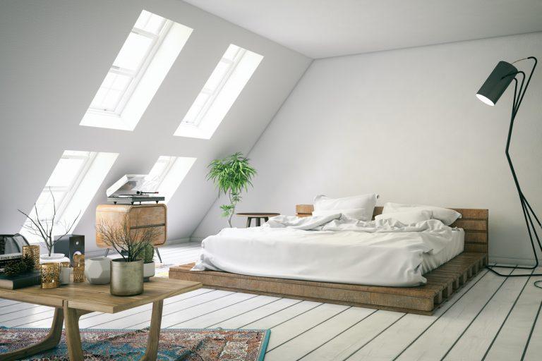 Tetőtér beépítés – Előnyök és hátrányok a padlás átalakítása kapcsán