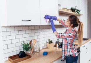 kiemelkedően tiszta otthon