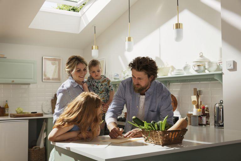 A család lelkéhez a konyhán vezet az út