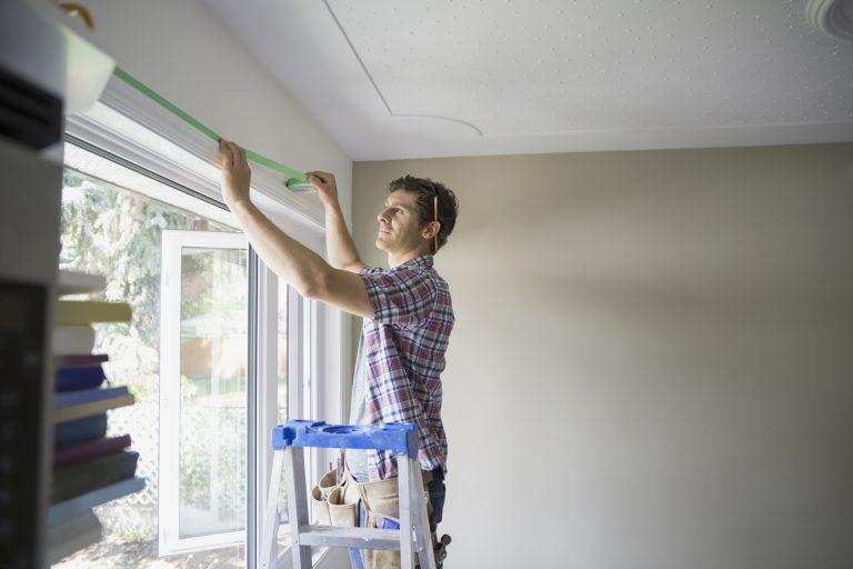 Műanyag nyílászárók festése – Így csináld, hogy jól csináld!