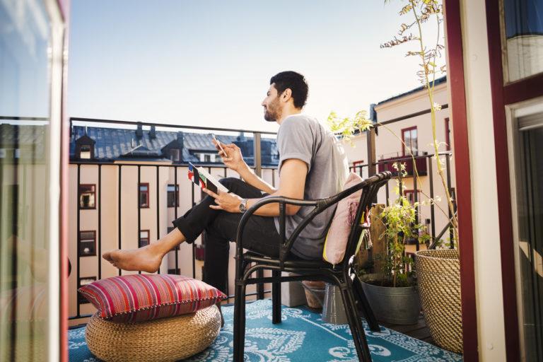 Hangulatvarázs az erkélyen – 5 tipp az imádni való nyári balkonért