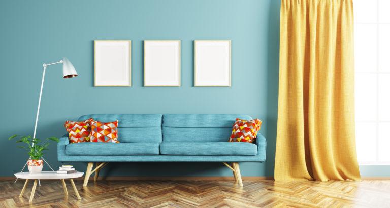 Hangsúlyos falak a nappaliban – így ne hibázzunk velük!