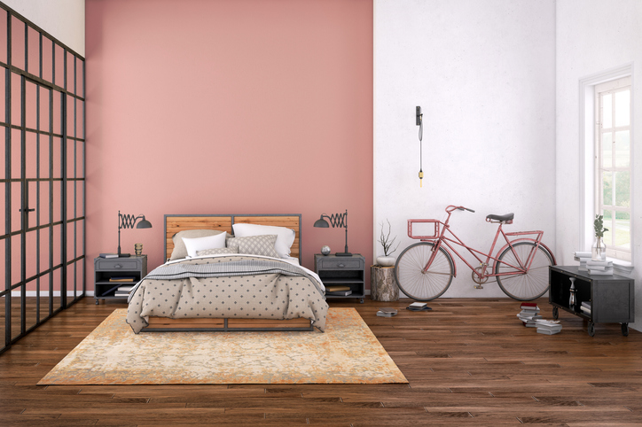 Rózsaszín a lakásban – 5 ötlet, hogy ne legyen hercegnős